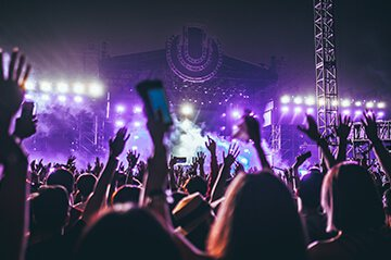 Music Festivals and Concerts in Dallas